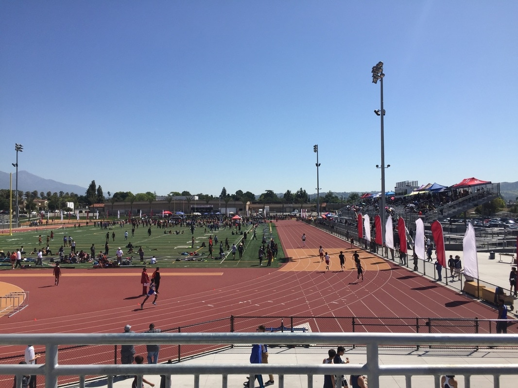 Covina Invitational - Covina Track & Field